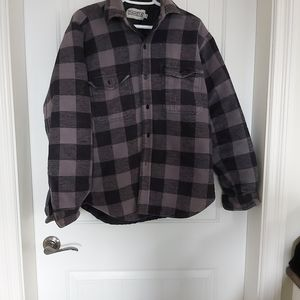 🤑WINTER CLEAROUT🤑DAKOTA PLAID THICK LINED FALL